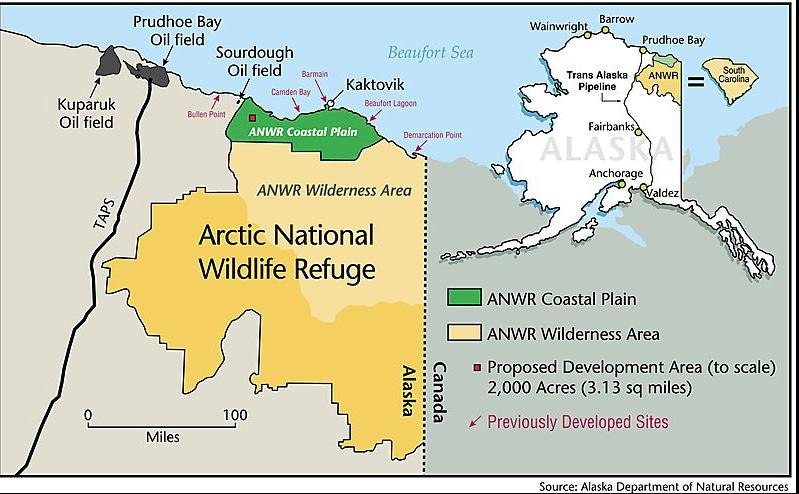 Ông Trump gấp rút đấu thầu dầu ở Alaska trước khi hết nhiệm kỳ - ảnh 2