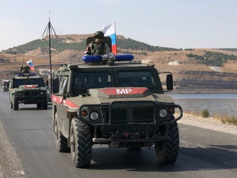 Nổ ở Syria: Một thiếu tướng Nga thiệt mạng - ảnh 1
