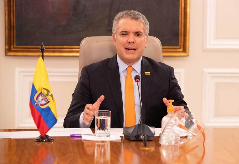 Colombia: Venezuela đang nỗ lực mua tên lửa của Iran - ảnh 1