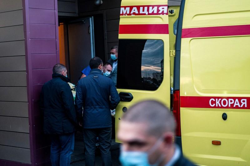 Nga: Thủ lĩnh đối lập Navalny đã được đưa sang Đức điều trị - ảnh 1