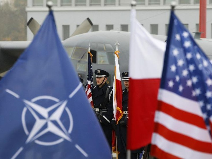 Ngoại trưởng Nga: NATO tồn tại 'chỉ để đối đầu chúng tôi' - ảnh 2
