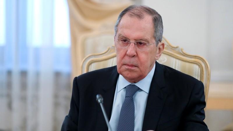 Ngoại trưởng Nga: NATO tồn tại 'chỉ để đối đầu chúng tôi' - ảnh 1