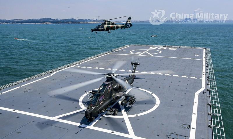 4 cuộc tập trận liên tiếp, Trung Quốc 'nắn gân' Mỹ, Đài Loan?  - ảnh 2