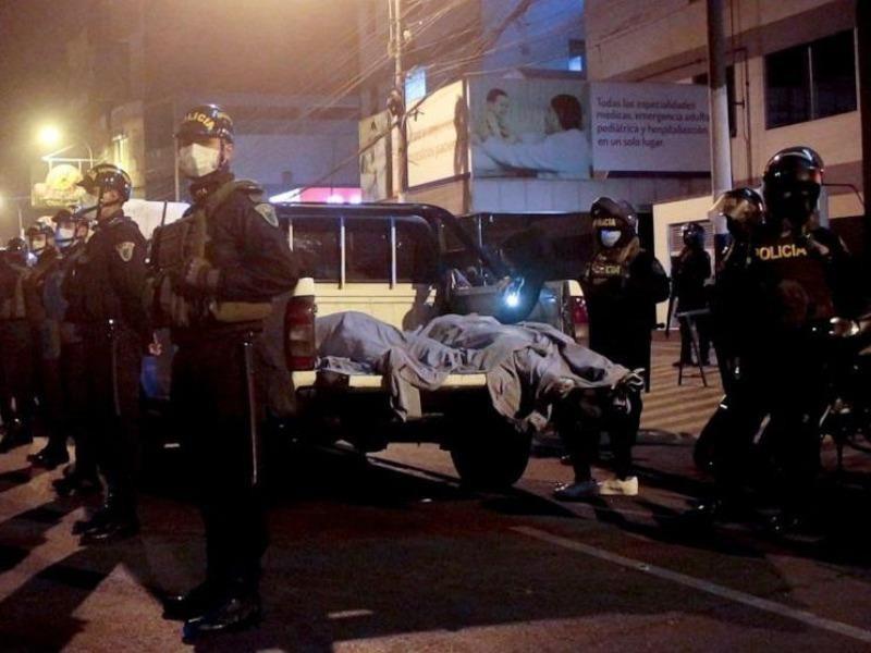 Peru: 13 người bị giẫm đạp đến chết vì đi hộp đêm 'chui' - ảnh 1