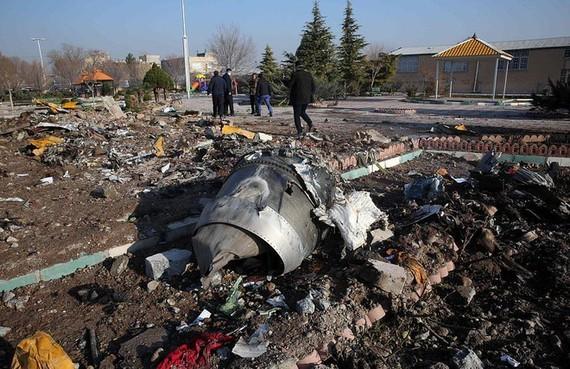 Vụ Iran bắn nhầm máy bay Ukraine: Tiết lộ dữ liệu hộp đen - ảnh 1
