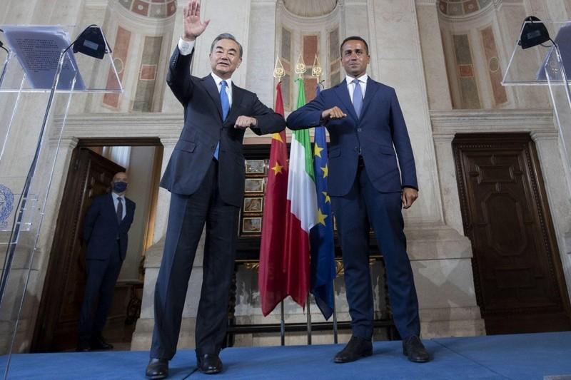 Trung Quốc: Châu Âu đừng cuốn vào 'chiến tranh lạnh mới' - ảnh 1
