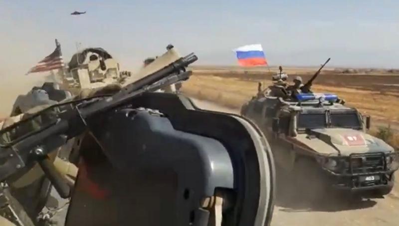 Quan chức Mỹ xác nhận vụ đụng độ với Nga ở Syria - ảnh 1