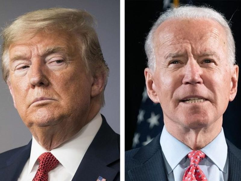 Ông Trump nghi ông Biden 'sử dụng ma túy' - ảnh 1