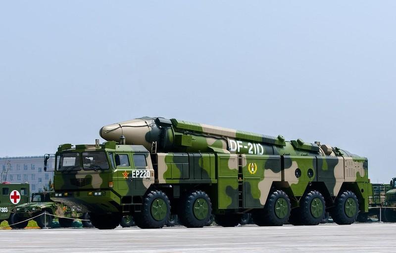 Mỹ, Nhật lên tiếng vụ Trung Quốc phóng tên lửa trên Biển Đông - ảnh 1
