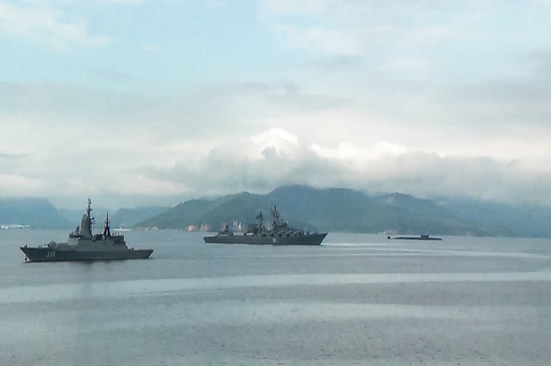 Nga tập trận gần Alaska, quy mô lớn nhất kể từ năm 1991 - ảnh 1