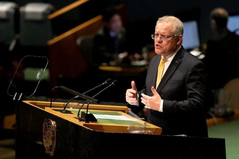Úc lên kế hoạch 'xóa sổ' thỏa thuận 'Vành đai và Con đường' - ảnh 1