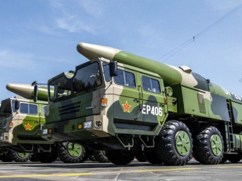 Đài Loan tiết lộ số đầu đạn hạt nhân Trung Quốc đang sở hữu - ảnh 1
