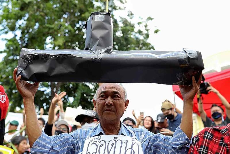 Bị dân chỉ trích, Thái Lan hoãn mua tàu ngầm Trung Quốc  - ảnh 1