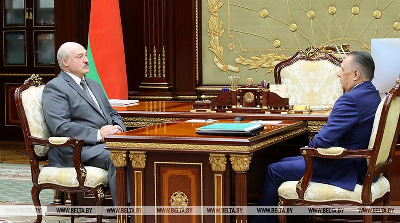 Ông Lukashenko bác Hiến pháp 1994 chỉ 2 nhiệm kỳ tổng thống - ảnh 1