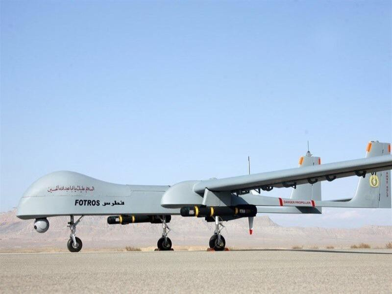 Iran đẩy mạnh phát triển máy bay không người lái - ảnh 1