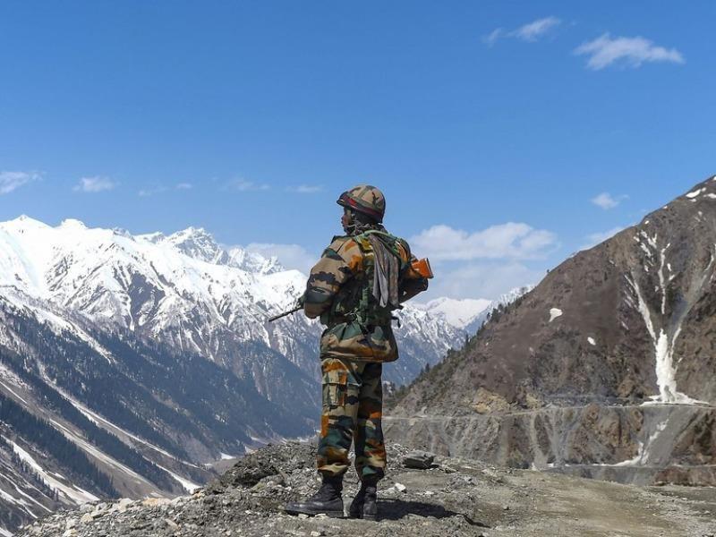 Trung Quốc cáo buộc Ấn Độ vượt qua Đường kiểm soát thực tế - ảnh 2