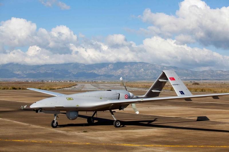 Thổ Nhĩ Kỳ sẽ tự chế tạo tên lửa đất đối đất dẫn đường laser - ảnh 1
