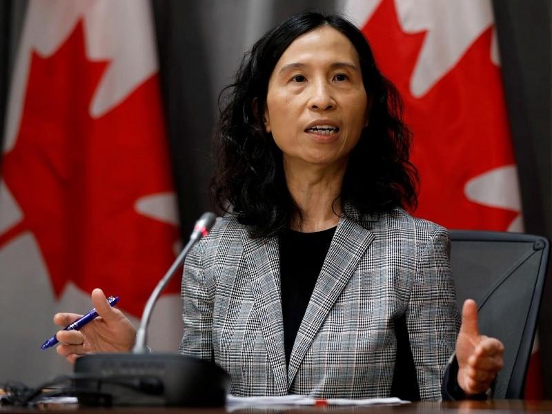 Chuyên gia Canada khuyên đeo khẩu trang khi 'làm chuyện ấy'   - ảnh 1