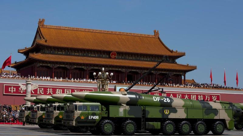 Bắc Kinh: Báo cáo quân sự của Mỹ 'bôi nhọ' Trung Quốc - ảnh 1