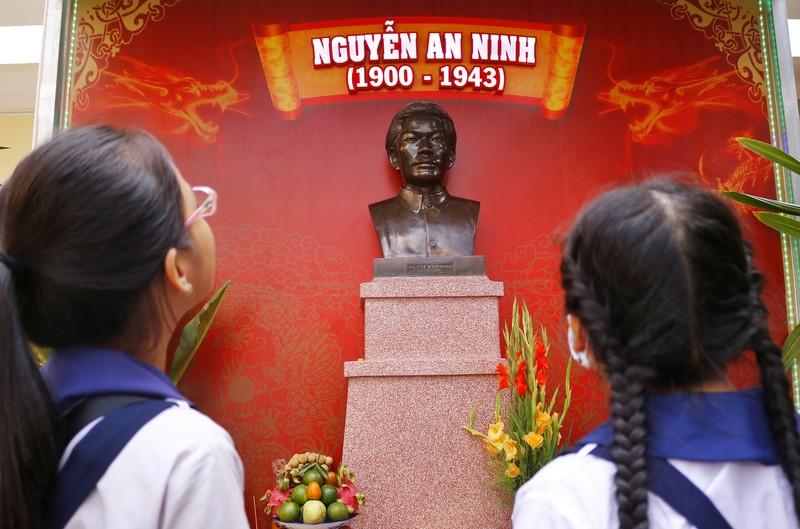 TP.HCM: Trường học đầu tiên khai giảng năm học mới  - ảnh 6