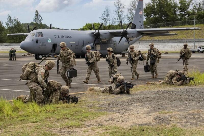 Né ảnh hưởng Trung Quốc, Palau thúc Mỹ tới xây căn cứ quân sự - ảnh 1