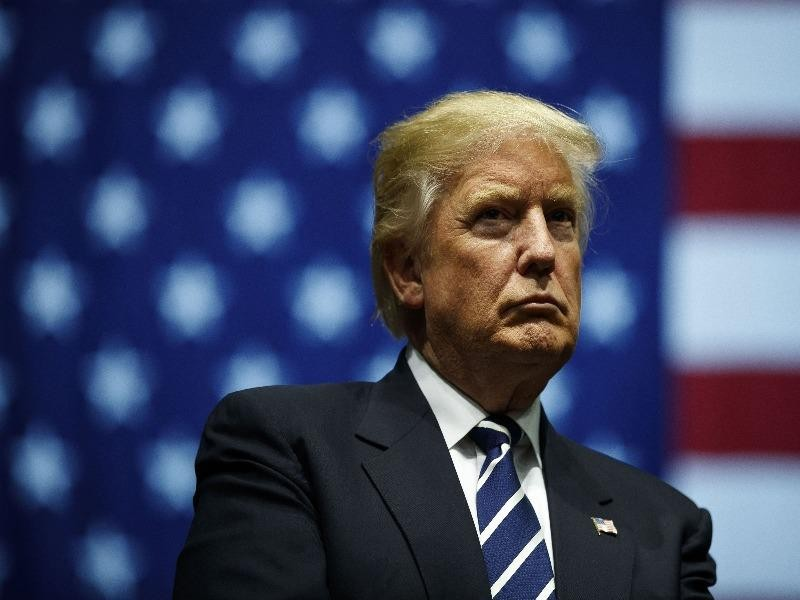 Ông Trump bị tố không tôn trọng lính Mỹ tử trận - ảnh 1