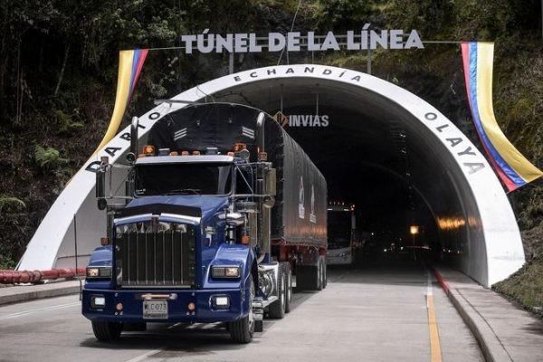 Thông xe hầm đường bộ dài nhất Mỹ Latinh - ảnh 1