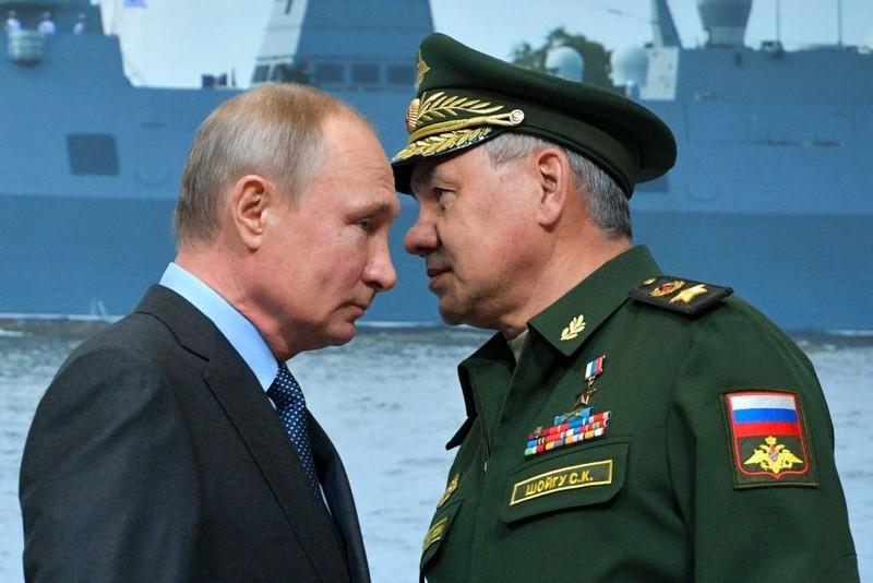 Bộ Quốc phòng Nga nói không quan tâm việc chạy đua vũ trang - ảnh 2