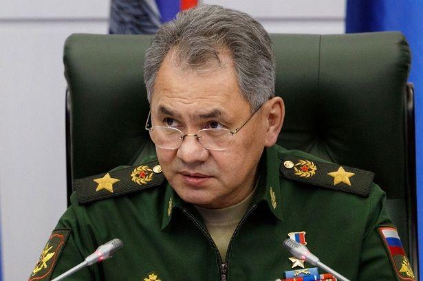 Bộ Quốc phòng Nga nói không quan tâm việc chạy đua vũ trang - ảnh 1