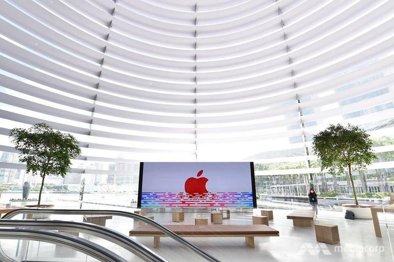 Apple sắp mở cửa hàng nổi trên mặt nước độc đáo đầu tiên - ảnh 5