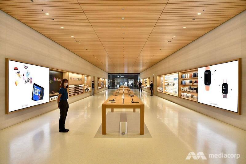 Apple sắp mở cửa hàng nổi trên mặt nước độc đáo đầu tiên - ảnh 6