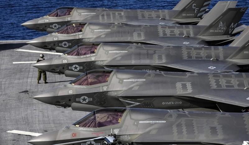 Bắc Kinh bay thử tiêm kích tàng hình FC-31, cạnh tranh F-35 Mỹ - ảnh 2