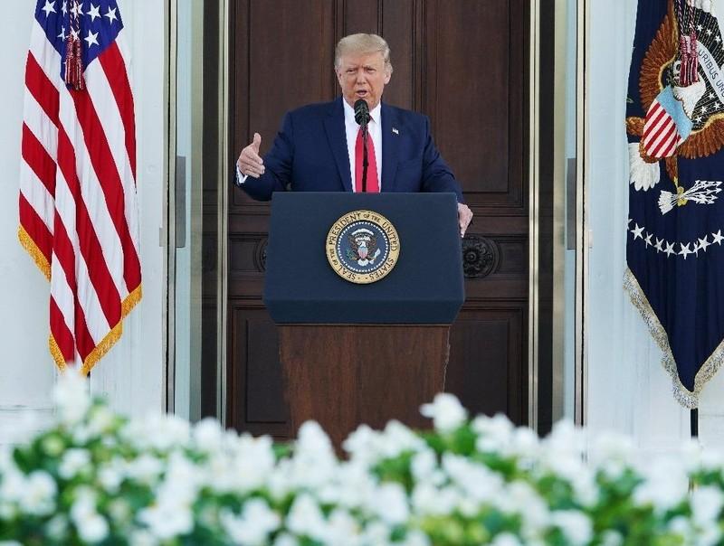 Tổng thống Trump chỉ trích gay gắt, đòi ông Biden xin lỗi - ảnh 1