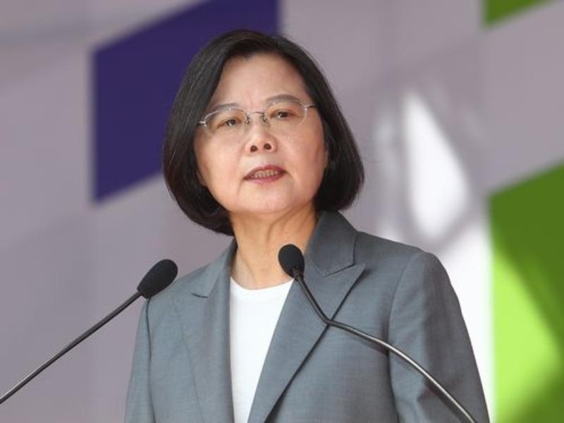 Đài Loan kêu gọi lập liên minh chống 'các hành động gây hấn' - ảnh 1