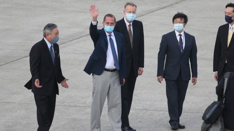 Trung Quốc chuẩn bị trừng phạt quan chức Mỹ thăm Đài Loan - ảnh 1