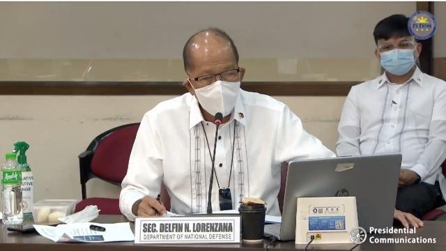 Philippines: Trung Quốc vẫn cải tạo phi pháp các đảo nhân tạo - ảnh 1