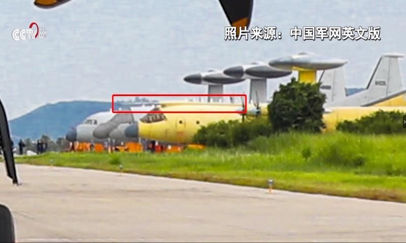Trung Quốc cải tiến máy bay KJ-500, tự nhận 'tốt hơn' Mỹ - ảnh 1