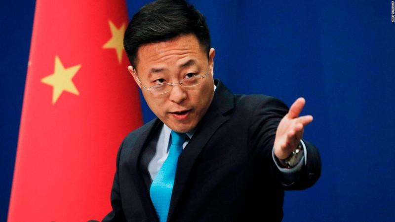 Trung Quốc, Mỹ 'khẩu chiến' vì một bài báo - ảnh 2