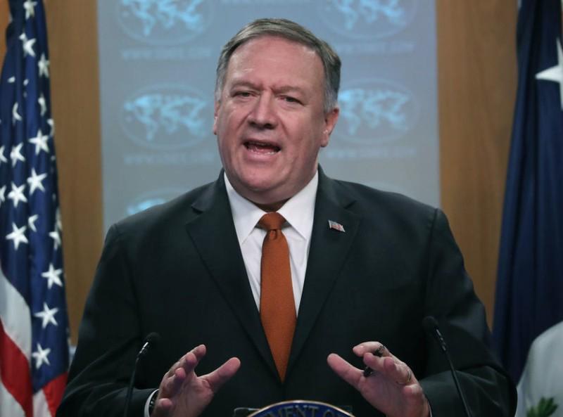 Trung Quốc, Mỹ 'khẩu chiến' vì một bài báo - ảnh 1