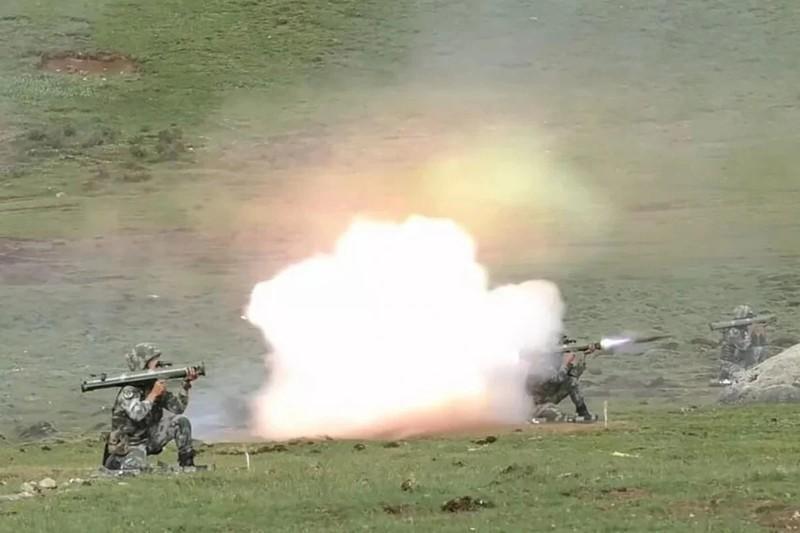 Trung Quốc thử nghiệm công nghệ vũ khí mới gần biên giới Ấn Độ - ảnh 1