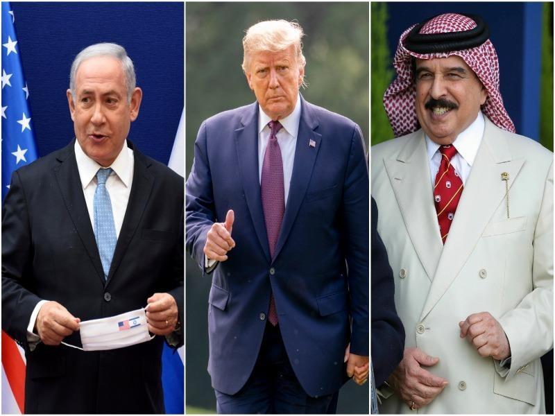 Nhờ ông Trump, Bahrain-Israel đặt quan hệ ngoại giao toàn diện - ảnh 1