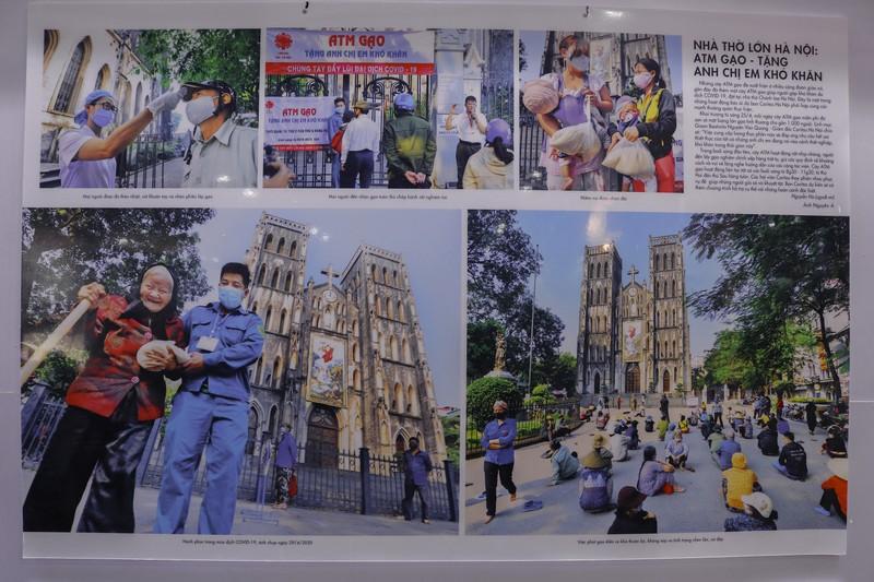 Tinh thần Việt chống dịch COVID-19 qua 400 ảnh của Nguyễn Á - ảnh 10