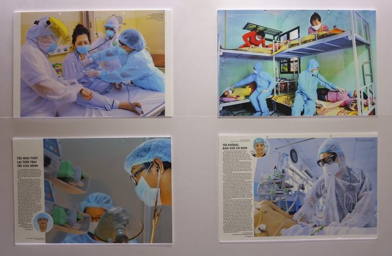 Tinh thần Việt chống dịch COVID-19 qua 400 ảnh của Nguyễn Á - ảnh 6