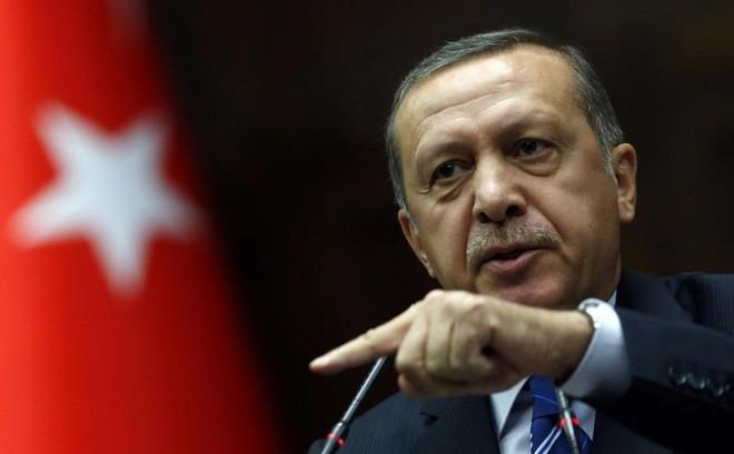 Ông Erdogan cảnh báo Tổng thống Pháp 'đừng đùa' với Thổ Nhĩ Kỳ - ảnh 1