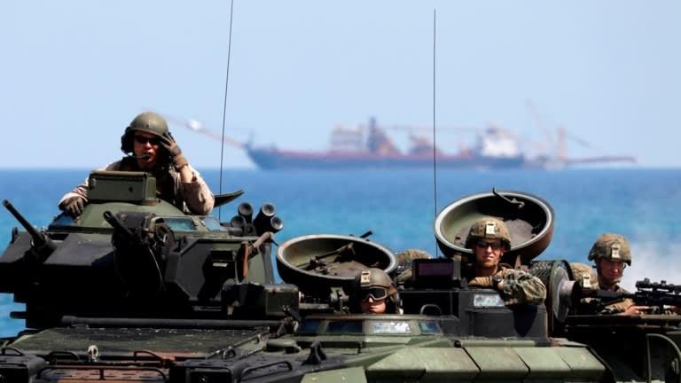 Chính Trung Quốc đang 'hà hơi' cho chiến lược AĐD-TBD của Mỹ - ảnh 1