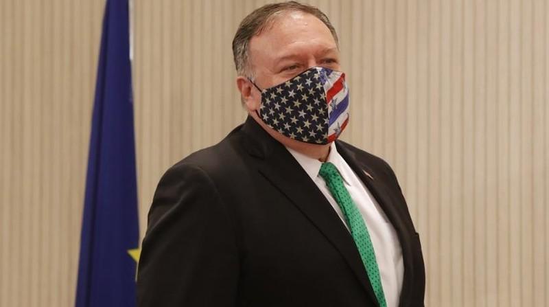 Ông Pompeo: Mỹ 'quan ngại sâu sắc' về hành động của Thổ Nhĩ Kỳ - ảnh 1