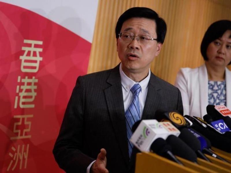 Hong Kong tăng sức ép lên Đài Loan sau vụ bắt 5 nhà hoạt động - ảnh 1
