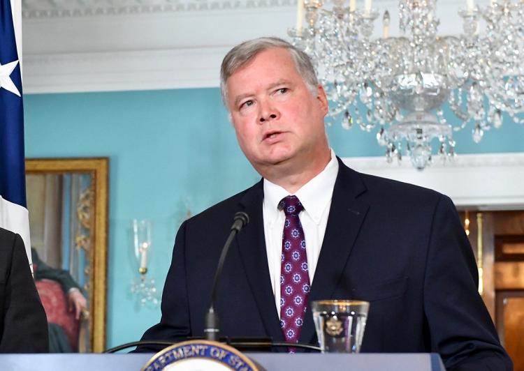 Mỹ khẳng định vai trò luật pháp quốc tế tại Biển Đông - ảnh 1