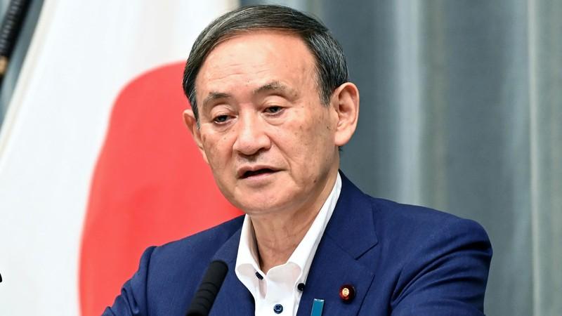 Ông Suga thắng bầu cử đảng cầm quyền Nhật, chắc ghế thủ tướng  - ảnh 1