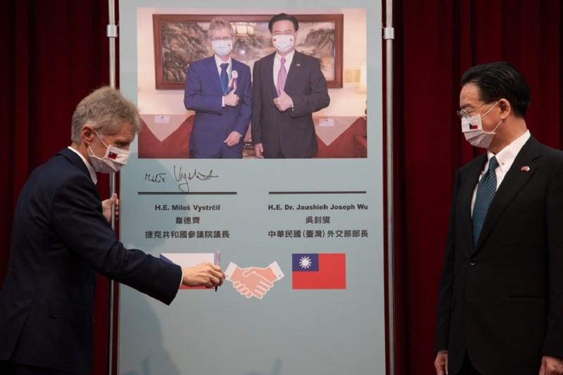 Thêm nhiều quan chức nước ngoài muốn đến thăm Đài Loan - ảnh 1